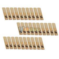 30PCS Plastic Box Riyin Eb Alto Sax Saxophone 2.5 Reeds Bamboo
