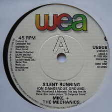 """MIKE & THE MECHANICS - Silent Running - Excellent Condition 7"""" Single U 8908"""