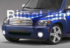 Blue Halo Fog Lights Lamps foglamps For 2006-2010 Chevrolet HHR Chevy