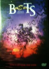 BATS HUMAN HARVEST (2007) Follow-Up to BATS David Chokachi Michael Jace SEALED v