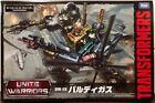 Takara Tomy Transformers Unite Warriors UW-EX Baldigus Action Figure Japan F/S