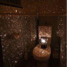DIY Home Decor Astro Star Master Laser Projector Cosmos Light Sky Night Lamp