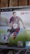 FIFA 15 ~ Sony Playstation 3  PS3 ~ Playstation3 ~ gebraucht in OVP m. Anleitung