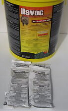 Rat & Mouse Poison Pellet Packs Brodifacoum 4 Packs 1.76 Oz FREE 1st Class MAIL!