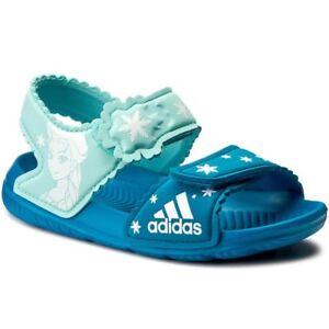 Adidas Disney Frozen Alta Natación Niñas Bebé Sandalias BY8963