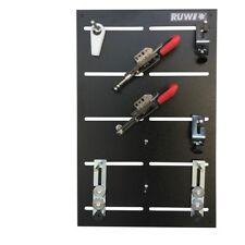 Ruwi Spannsystem Lochrasterplatte Set 1 Werkzeugset