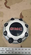 (1) GMC 1999-2006 HD Truck Van 8-lug Chrome Wheel Center Cap 2500 3500 OEM