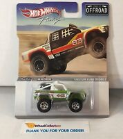 CUSTOM FORD BRONCO* OFF ROAD Racing Hot Wheels * F21