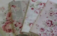 Reproduction Fabric Bundle, 4 fat 1/4's, Japanese Quilt Gate, Quilting Fabric