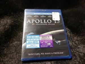 Bluray - Apollo 13 - 20th Anniversary Edition - New Sealed