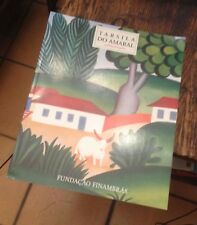 Tarsila do Amaral ARTIST BRAZIL Portuguese Text ART Free US Shipping LOOK RARE
