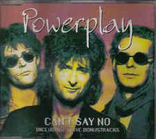 Powerplay-Cant Say No cd maxi single