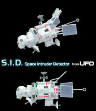 Ufo Sid Gerry Anderson - Konami Trading Model - S.I.D. space 1999 thunderbirds