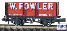 PECO Nr-p404c 7 Plank Coal Wagon W.fowler Norwich No.310