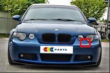 BMW NUOVO ORIGINALE 3 E46 COMPACT ANTERIORE M SPORT N/S Sinistro Faro RONDELLA Copertura