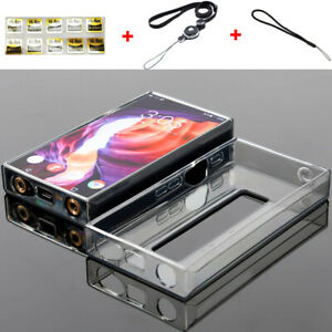Soft Clear TPU Protective Skin Shell Case Cover For FiiO M11 PRO / M11
