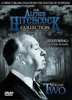 Alfred Hitchcock Vol. 2: The 39 Steps (DVD, 2009) BRAND NEW! SEALED! SLIM-CASE!