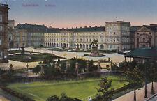 AK Mannheim, Schloss, Feldpost 1917 gelaufen