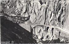 Suisse - GOTTHARDSTRASSE - Teufelsbrücke, Schöllenen