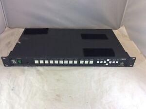 Kramer VP-728 HD ProScale Presentation Scaler Switcher HDMI Digital Analog 9x2