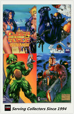 *australia Dynamic Cyber Force Summer Trading Card Over Heat Subset Oh2