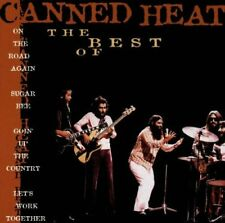 Canned Heat - The Best of (1997)
