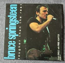 Bruce Springsteen, tougher than the rest, Mini CD single