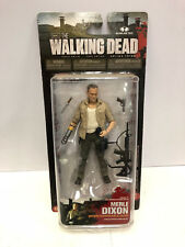The Walking Dead Tv Serie 3 Merle Dixon Figura Mcfarlane Toys 2013