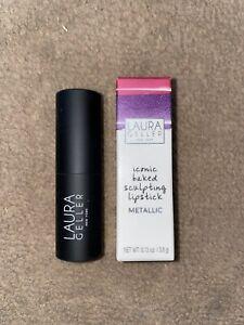 Laura Geller Iconic Baker Sculpting Lipstick Broadway Glitz Brand New In Box