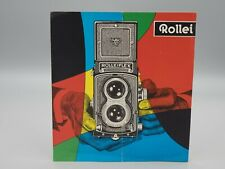 Original 1960 Rolleiflex 'ROLLEI SYSTEM' Camera Brochure