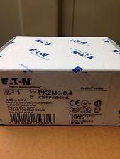 MOELLER PKZM0-0,4 *NEW* PKZMO PKZM0 PKZMO-0.4 PKZM0-0,4 Circuit Breaker