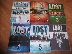LOST L INTEGRALE DE LA SERIE 6 SAISONS VF COFFRETS DVD