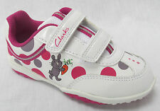 Clarks Baby Trainers with Lights