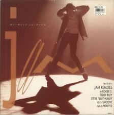 "Jam Michael Jackson UK 12"" vinyl single record (Maxi) 658360-6 EPIC 1992"