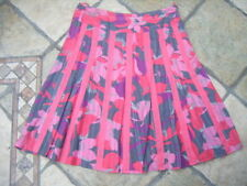 M&Co Knee Length Cotton Casual Skirts for Women