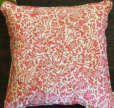 New Amy Butler Sari Bloom Decorative Square Pillow