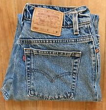 Vintage LEVIS Womens High Waisted 550 Jeans Relaxed Fit Tapered Leg Size 12 M