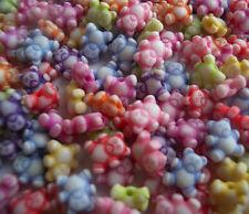 50 Mezclados Hermoso Pastel granos de oso de peluche + Envío Gratuito Rápido