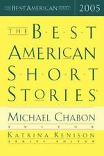 The Best American Short Stories 2005 (The Best American Series) by