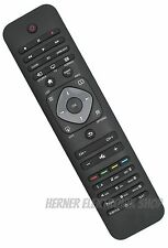 Ersatz Fernbedienung für Philips TV 37PFL6007K/12, 32PFL6007K/12, 42PFL6057K/12