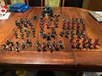 Warhammer 40k chaos space marines lot raptors possessed soul grinder lord plague