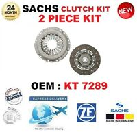 FOR KT7289 KT 7289 SACHS 2 PIECE CLUTCH KIT BRAND NEW BOXED EO QUALITY