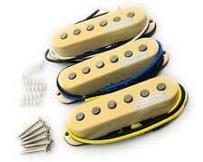 Alnico V Single Coil Wilkinson WVS 60er Gitarren Tonabnehmer für Stratocaster