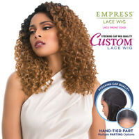 Sensationnel Synthetic Lace Front Wig Empress Edge Custom Lace Envy Curl
