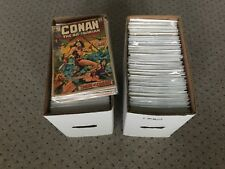 Conan The Barbarian #1-275 (1970 Series) #23,24.... Complete 275 Issue Run GD-NM