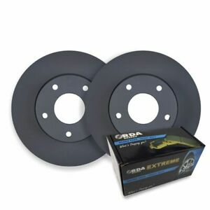 FRONT DISC BRAKE ROTORS+ PADS for Holden ASTRA PJ GTC 1.6L 147Kw *321mm* 2015 on
