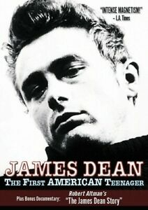 James Dean: The First American Teenager [New DVD]