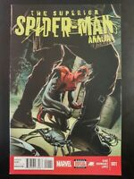 SUPERIOR SPIDER-MAN #1 Annual (2014 MARVEL Comics) VF/NM Book