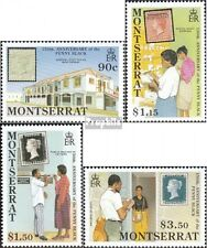 Montserrat 776-779 mint never hinged mnh 1990 150 years Stamps