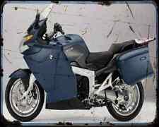 Bmw K1200Gt 06 2 A4 Metal Sign Motorbike Vintage Aged